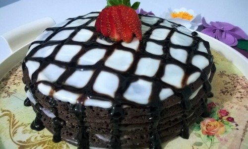 Pankek Pasta