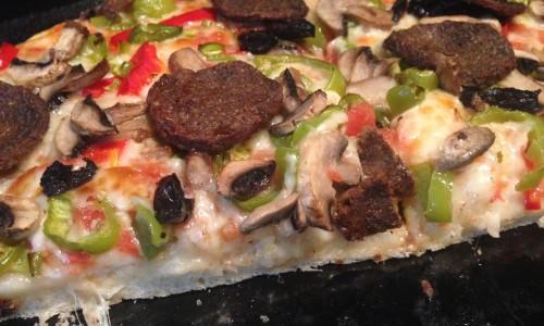 Pizza ( Bol Malzemos :) )