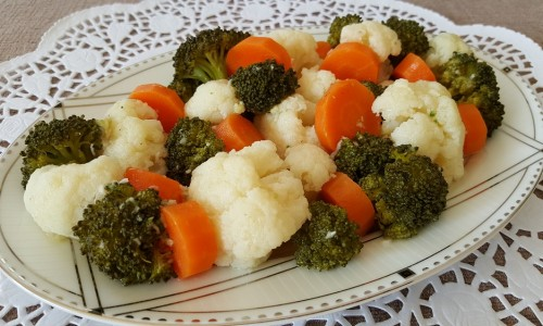 Sebze Salatası