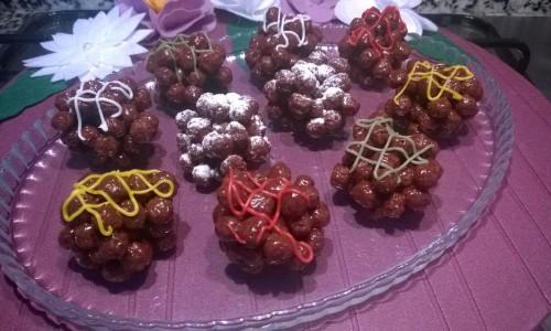 Çikolata Kaplı Cocopops