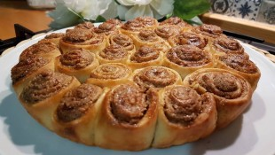 Haşhaşlı Çörek ( Nokul )