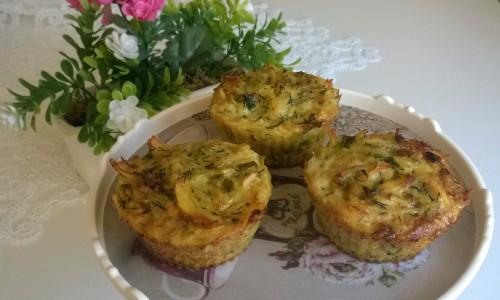 Patates Muffin