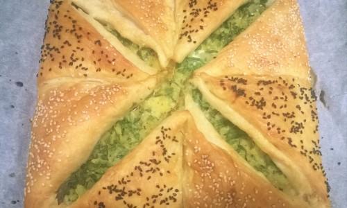 Zarf Börek