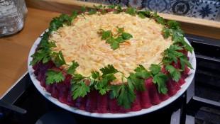 Kokoş Salata